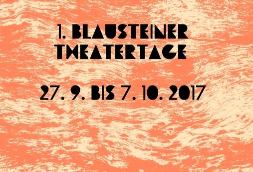 1. Blausteiner Theatertage 2017